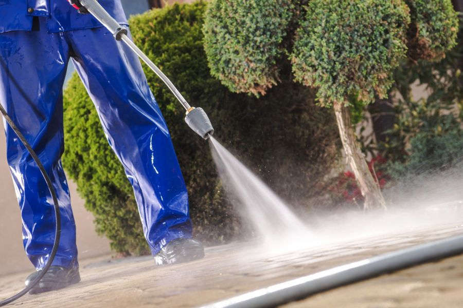Pressure Washing by Apex Facility Services, LLC