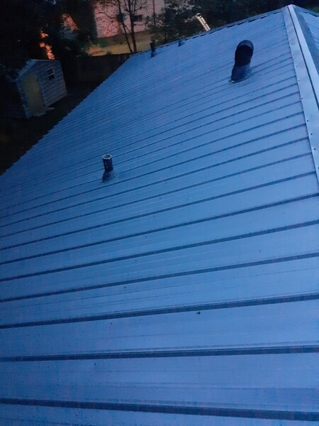 Metal Roof Installation in Coaling, AL (5)