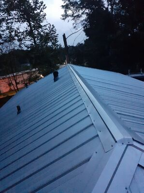 Metal Roof Installation in Coaling, AL (1)