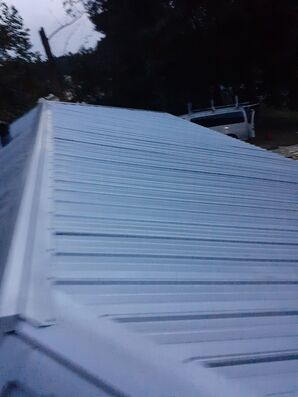 Metal Roof Installation in Coaling, AL (4)