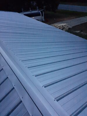 Metal Roof Installation in Coaling, AL (2)