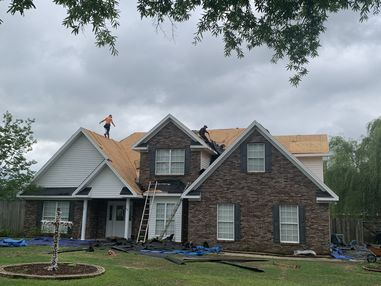 Before & After Roofing in Northport, AL (1)