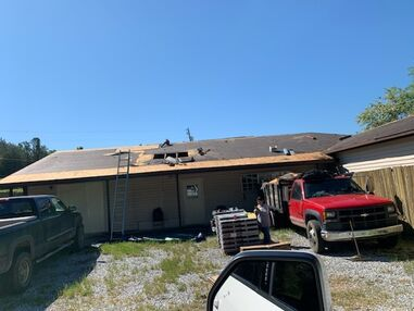Roofing Job in Faunsdale, AL (2)